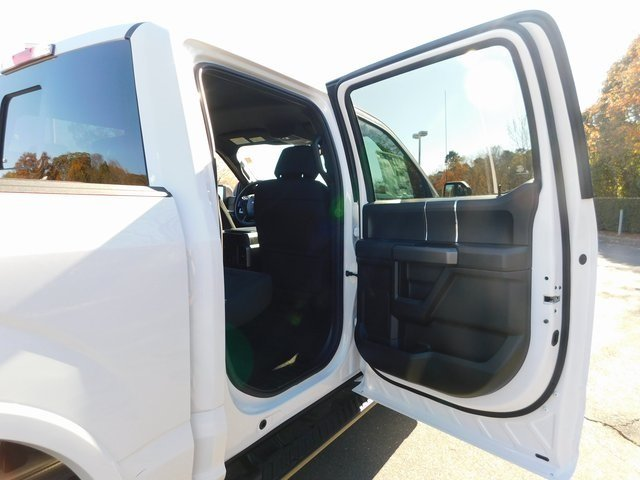 2018 Oxford White Ford F-150 XLT Automatic 4X4 Truck 5.0L V8 Ti-VCT Engine 4 Door