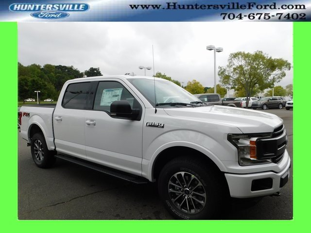 2018 Ford F-150 XLT 5.0L V8 Ti-VCT Engine 4 Door Automatic 4X4