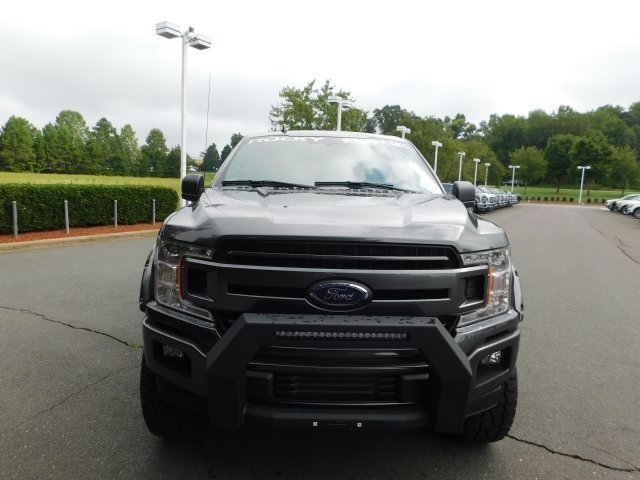 2018 Magnetic Metallic Ford F-150 XLT ROCKY RIDGE K2 4 Door 5.0L V8 Ti-VCT Engine Automatic