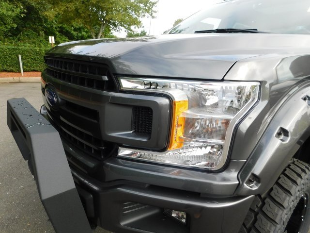 2018 Magnetic Metallic Ford F-150 XLT ROCKY RIDGE K2 4 Door 5.0L V8 Ti-VCT Engine Truck Automatic 4X4