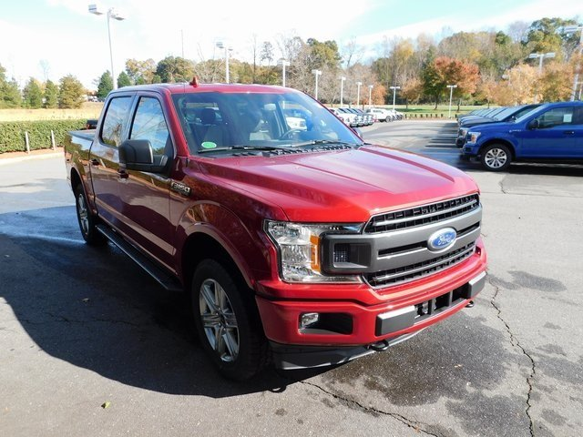 2018 Ford F-150 XLT Truck Automatic 4 Door