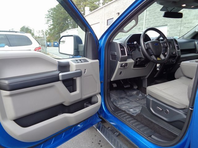 2016 Blue / Gray Ford F-150 XLT Truck Automatic 4 Door EcoBoost 3.5L V6 GTDi DOHC 24V Twin Turbocharged Engine