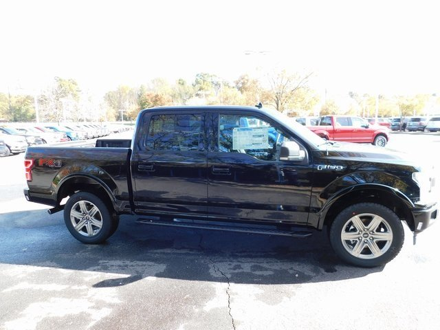 2018 Ford F-150 XLT Truck Automatic EcoBoost 3.5L V6 GTDi DOHC 24V Twin Turbocharged Engine
