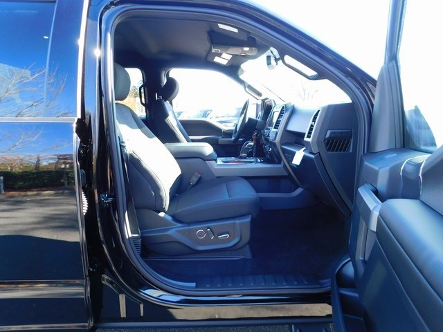 2018 Ford F-150 XLT Automatic 4X4 Truck EcoBoost 3.5L V6 GTDi DOHC 24V Twin Turbocharged Engine