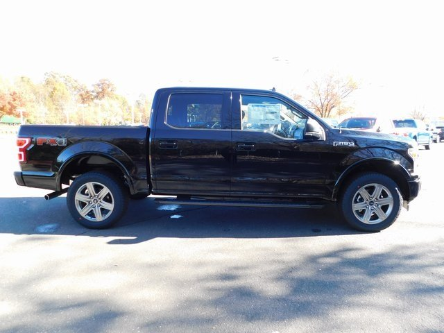 2018 Ford F-150 XLT Automatic Truck 4 Door EcoBoost 3.5L V6 GTDi DOHC 24V Twin Turbocharged Engine 4X4