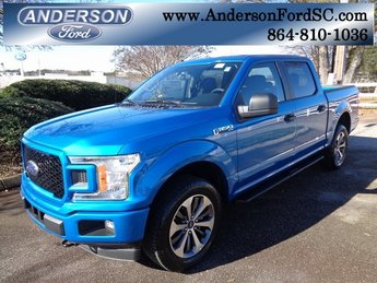 2019 Ford F-150 XL Automatic 4 Door 4X4 EcoBoost 2.7L V6 GTDi DOHC 24V Twin Turbocharged Engine