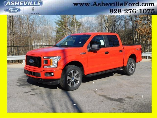 2019 Ford F-150 XL EcoBoost 2.7L V6 GTDi DOHC 24V Twin Turbocharged Engine 4 Door 4X4 Automatic