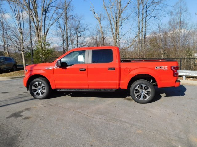 2019 Ford F-150 XL EcoBoost 2.7L V6 GTDi DOHC 24V Twin Turbocharged Engine Automatic 4X4