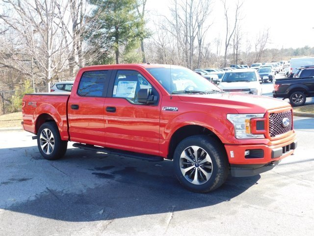 2019 Ford F-150 XL 4 Door 4X4 EcoBoost 2.7L V6 GTDi DOHC 24V Twin Turbocharged Engine