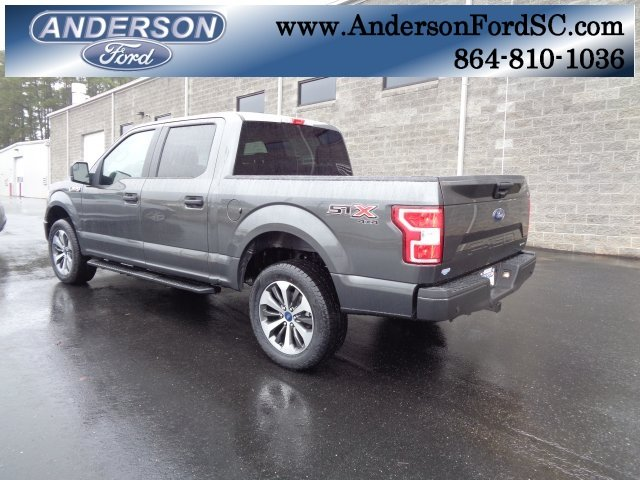 2019 Ford F-150 XL Truck EcoBoost 2.7L V6 GTDi DOHC 24V Twin Turbocharged Engine Automatic 4X4 4 Door