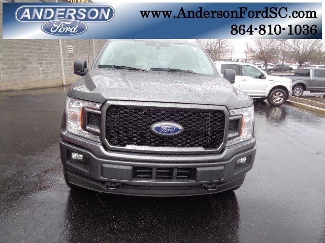 2019 Ford F-150 XL EcoBoost 2.7L V6 GTDi DOHC 24V Twin Turbocharged Engine Automatic Truck 4X4
