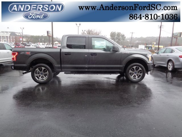 2019 Ford F-150 XL Automatic EcoBoost 2.7L V6 GTDi DOHC 24V Twin Turbocharged Engine Truck 4 Door