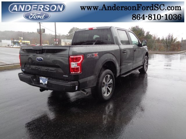 2019 Magnetic Metallic Ford F-150 XL 4 Door Automatic Truck