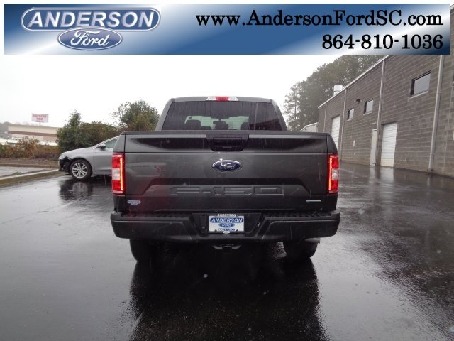 2019 Magnetic Metallic Ford F-150 XL Truck 4 Door 4X4 EcoBoost 2.7L V6 GTDi DOHC 24V Twin Turbocharged Engine