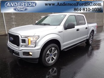 2019 Ford F-150 XL 4X4 4 Door Automatic EcoBoost 2.7L V6 GTDi DOHC 24V Twin Turbocharged Engine