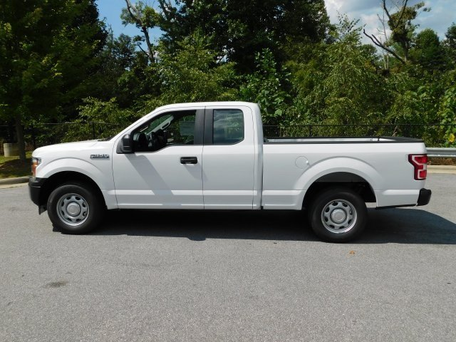 2018 Ford F-150 XL Automatic 4 Door RWD 3.3L V6 Ti-VCT 24V Engine Truck