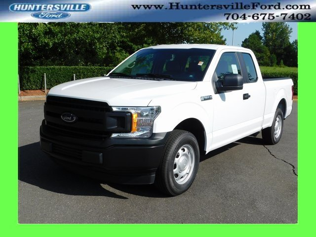2018 Oxford White Ford F-150 XL RWD 4 Door 3.3L V6 Ti-VCT 24V Engine Truck Automatic