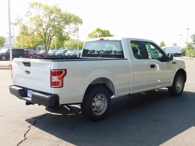 2018 Ford F-150 XL 4 Door Automatic 3.3L V6 Ti-VCT 24V Engine Truck