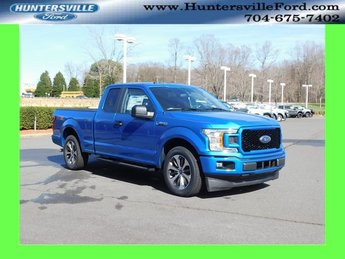 2019 Ford F-150 XL EcoBoost 2.7L V6 GTDi DOHC 24V Twin Turbocharged Engine Automatic 4 Door
