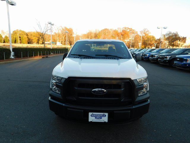 2016 Oxford White Ford F-150 XL 4 Door Truck RWD Automatic 2.7L V6 EcoBoost Engine