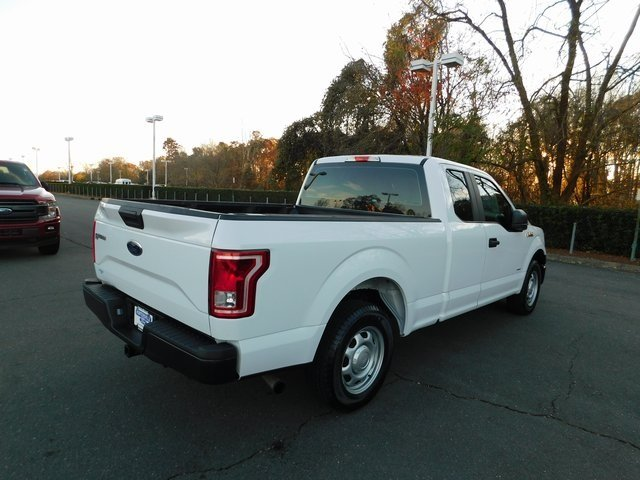 2016 Oxford White Ford F-150 XL Automatic 2.7L V6 EcoBoost Engine RWD 4 Door