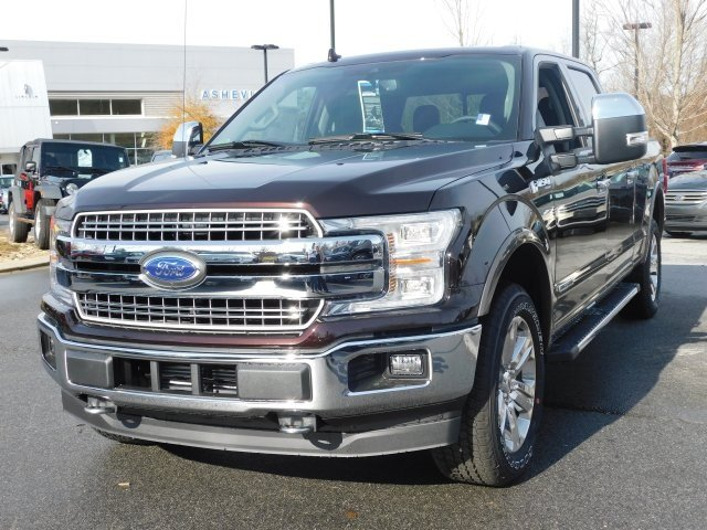 2018 Ford F-150 Lariat 4X4 Automatic 3.0L Diesel Turbocharged Engine Truck