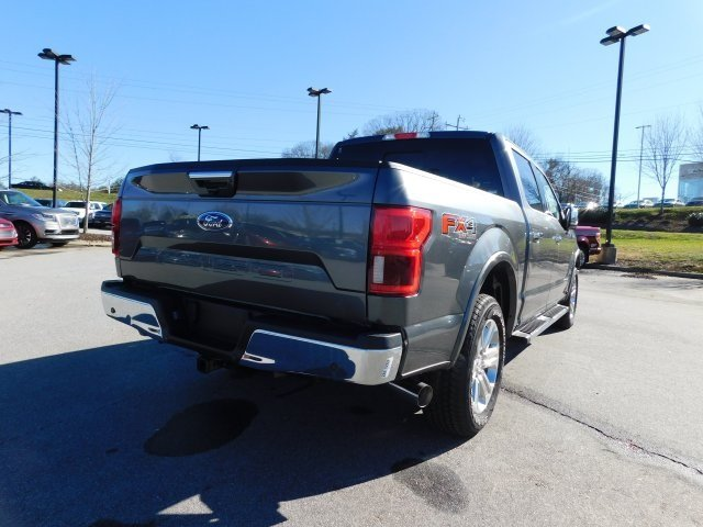 2018 Ford F-150 Lariat 3.0L Diesel Turbocharged Engine Automatic 4 Door 4X4