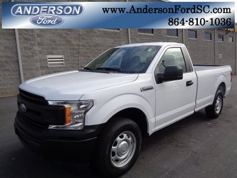 2018 Ford F-150 XL 2 Door 3.3L V6 Ti-VCT 24V Engine Truck Automatic