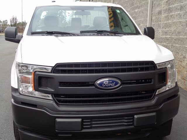 2018 Ford F-150 XL 3.3L V6 Ti-VCT 24V Engine Automatic RWD