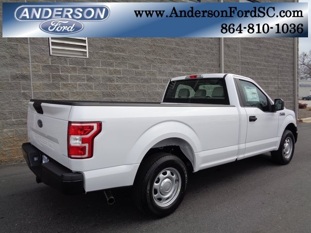 2018 Ford F-150 XL Automatic 2 Door Truck RWD