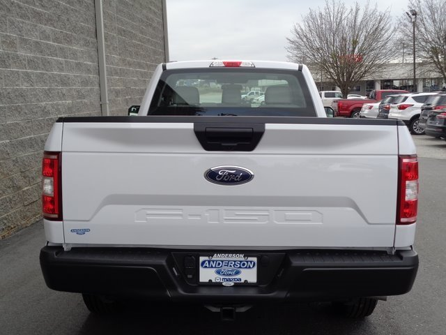 2018 Oxford White Ford F-150 XL RWD 2 Door Truck Automatic 3.3L V6 Ti-VCT 24V Engine