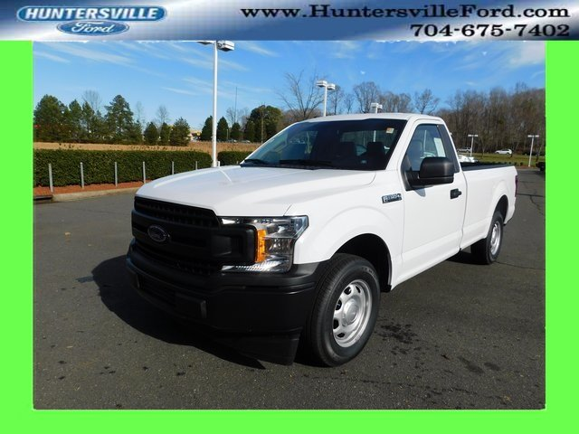 2018 Ford F-150 XL 3.3L V6 Ti-VCT 24V Engine 2 Door Truck RWD Automatic