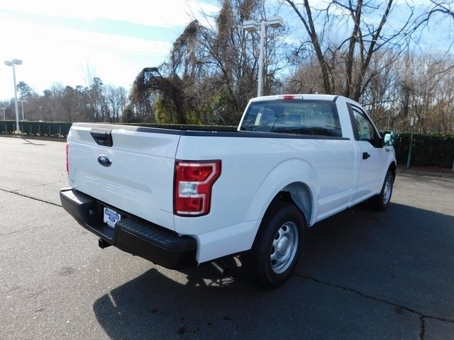 2018 Oxford White Ford F-150 XL 2 Door Automatic 3.3L V6 Ti-VCT 24V Engine RWD Truck