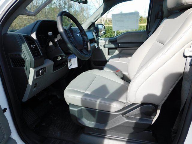 2018 Oxford White Ford F-150 XL RWD 2 Door Automatic