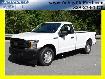 2018 Oxford White Ford F-150 XL Truck 2 Door 3.3L V6 Ti-VCT 24V Engine Automatic RWD
