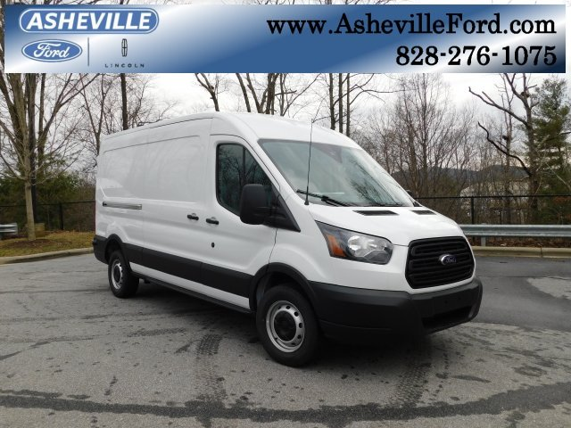 2019 Ford Transit-250 Base 3.7L V6 Ti-VCT 24V Engine RWD Automatic Van 3 Door