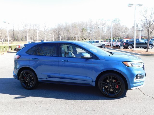 2019 Ford Edge ST 4 Door EcoBoost 2.7L V6 GTDi DOHC 24V Twin Turbocharged Engine Automatic AWD