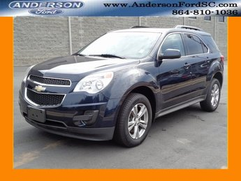 2015 Chevy Equinox LT Automatic AWD 2.4L 4-Cylinder SIDI DOHC VVT Engine 4 Door SUV