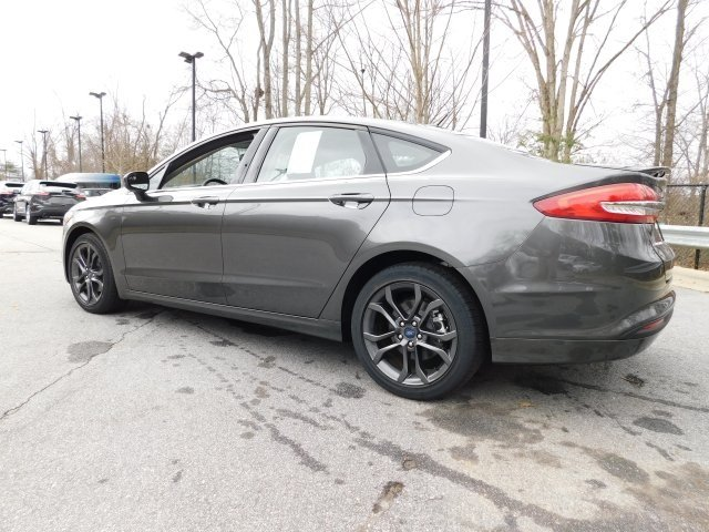 2018 Ford Fusion S Automatic FWD I4 Engine 4 Door Sedan