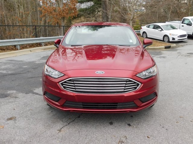 2018 Ford Fusion S Automatic FWD I4 Engine Sedan 4 Door