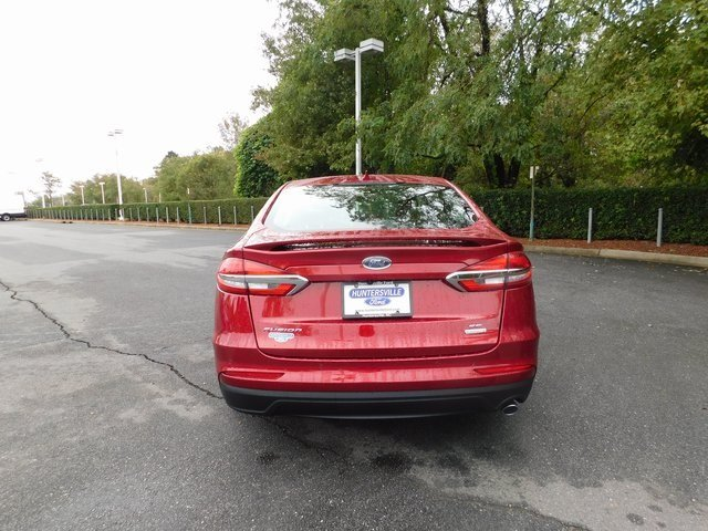 2019 Ford Fusion SE Automatic EcoBoost 1.5L I4 GTDi DOHC Turbocharged VCT Engine Sedan FWD