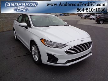 2019 Ford Fusion SE 4 Door FWD Automatic