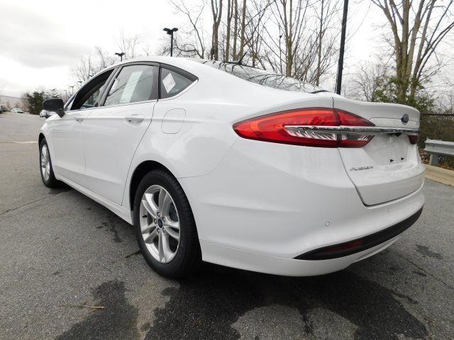 2018 Ford Fusion SE Automatic FWD 4 Door