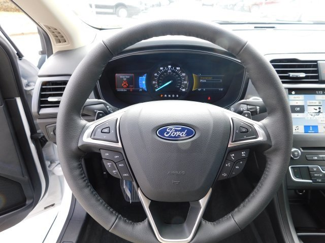 2018 Ford Fusion SE EcoBoost 1.5L I4 GTDi DOHC Turbocharged VCT Engine FWD 4 Door Automatic Sedan