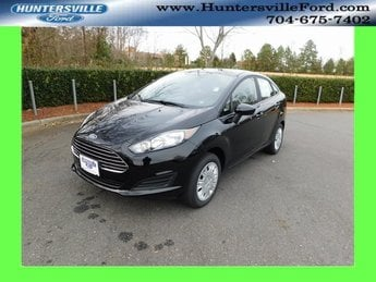 2019 Ford Fiesta S 4 Door Automatic FWD Sedan
