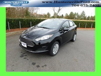 2019 Ford Fiesta S Automatic FWD Sedan 4 Door 1.6L I4 Ti-VCT Engine