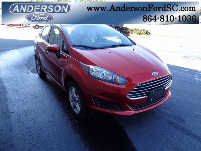 2018 Ford Fiesta SE FWD Automatic 4 Door 1.6L I4 Ti-VCT Engine Sedan