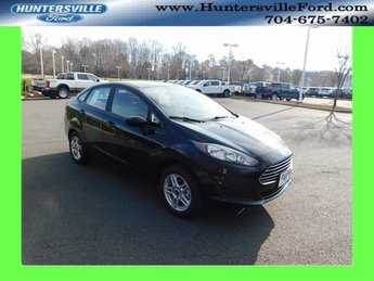 2019 Shadow Black Ford Fiesta SE Sedan 1.6L I4 Ti-VCT Engine FWD