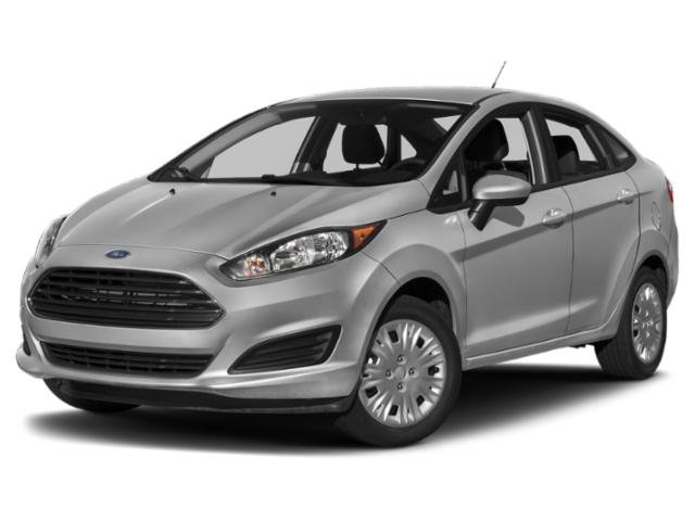 2019 Ingot Silver Metallic Ford Fiesta SE FWD 4 Door Automatic 1.6L I4 Ti-VCT Engine
