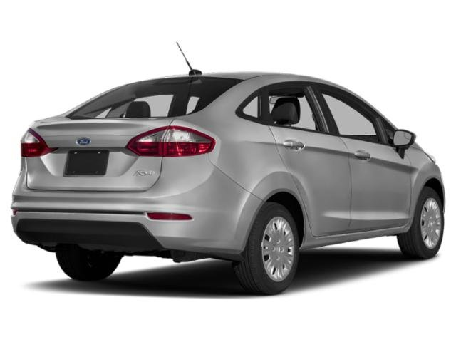 2019 Ingot Silver Metallic Ford Fiesta SE FWD Sedan Automatic 4 Door